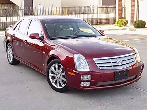 2006 Cadillac STS for sale at Texas Motor Sport in Houston TX