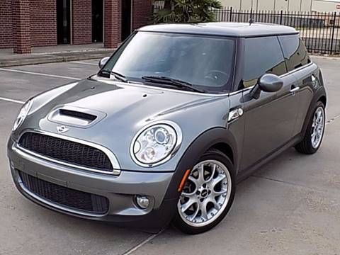 2009 MINI Cooper for sale at Texas Motor Sport in Houston TX