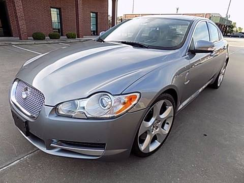 2009 Jaguar XF for sale at Texas Motor Sport in Houston TX