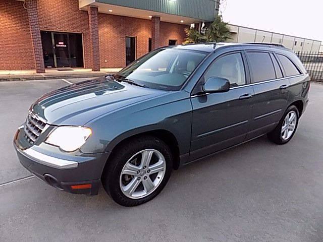 2007 Chrysler Pacifica for sale at Texas Motor Sport in Houston TX