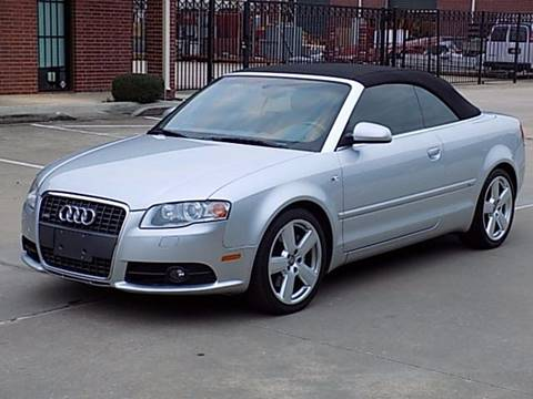 2007 Audi A4 for sale at Texas Motor Sport in Houston TX