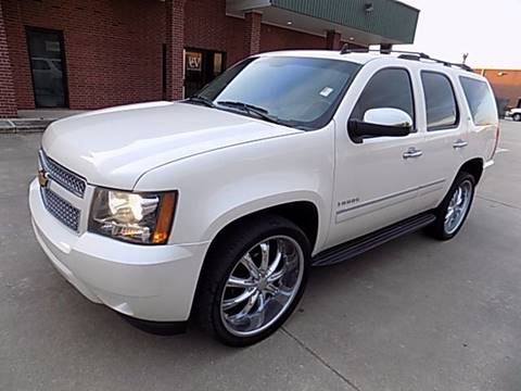 2013 Chevrolet Tahoe for sale at Texas Motor Sport in Houston TX