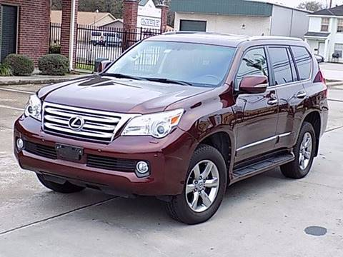 2013 Lexus GX 460 for sale at Texas Motor Sport in Houston TX