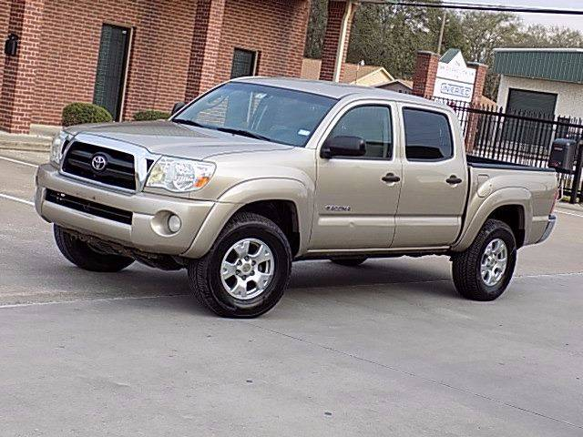 2005 toyota tacoma 4dr double cab prerunner v6 rwd sb in houston tx texas motor sport. Black Bedroom Furniture Sets. Home Design Ideas