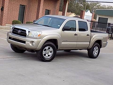 2005 Toyota Tacoma for sale at Texas Motor Sport in Houston TX