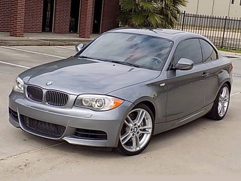 2012 BMW 1 Series for sale at Texas Motor Sport in Houston TX