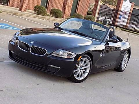 2008 BMW Z4 for sale at Texas Motor Sport in Houston TX