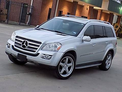 2008 Mercedes-Benz GL-Class for sale at Texas Motor Sport in Houston TX