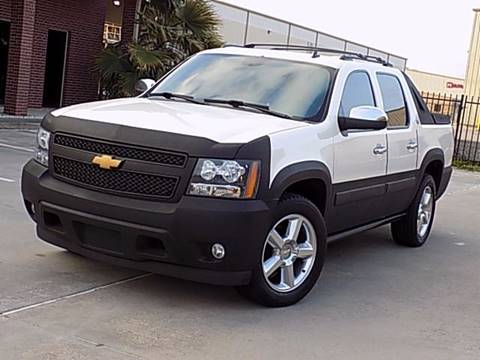 2013 Chevrolet Black Diamond Avalanche for sale at Texas Motor Sport in Houston TX