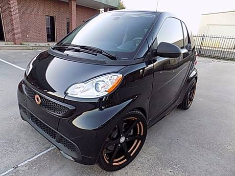 2013 Smart fortwo for sale at Texas Motor Sport in Houston TX