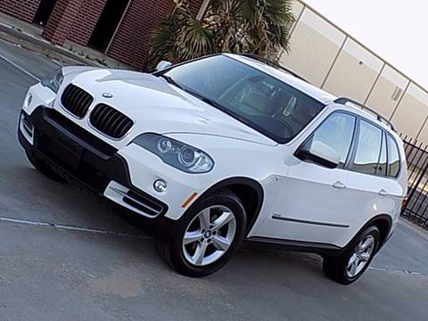 2007 BMW X5 for sale at Texas Motor Sport in Houston TX