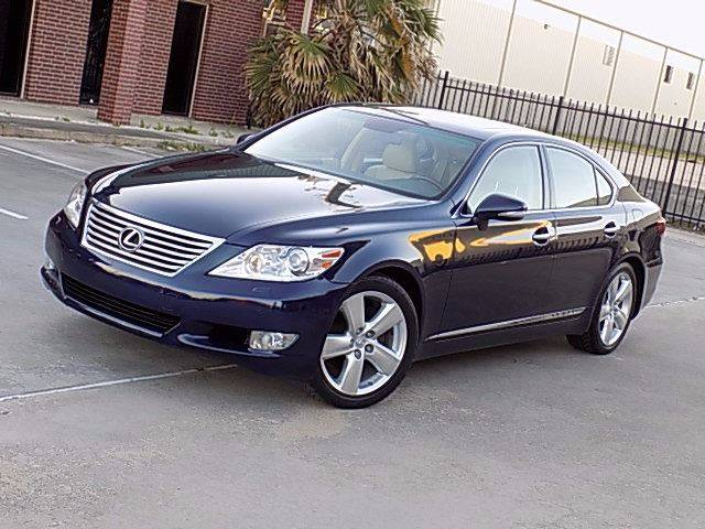2010 Lexus Ls 460 4dr Sedan In Houston TX - Texas Motor Sport