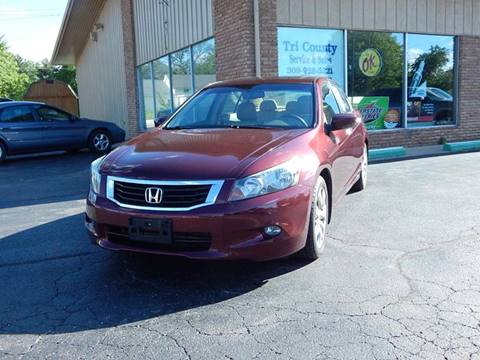 2008 Honda Accord for sale in Farmer City IL
