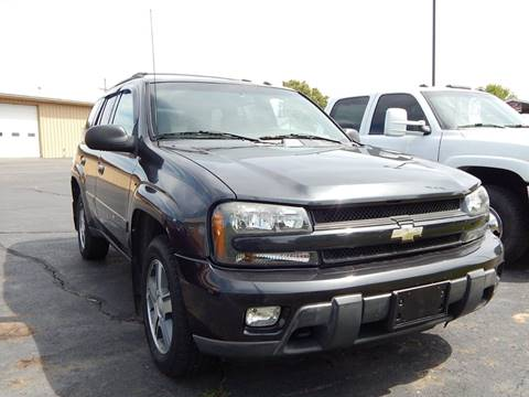 2004 Chevrolet TrailBlazer for sale in Farmer City, IL