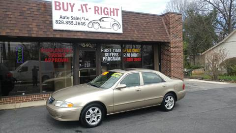 2000 Mazda 626 for sale in Hickory, NC