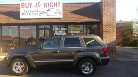 2006 Jeep Grand Cherokee for sale in Hickory, NC