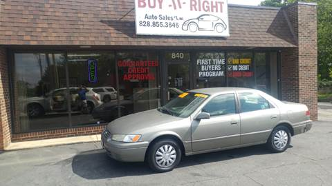1997 Toyota Camry for sale in Hickory, NC