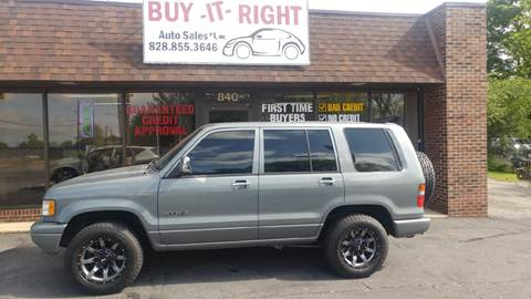 1993 Isuzu Trooper for sale in Hickory, NC