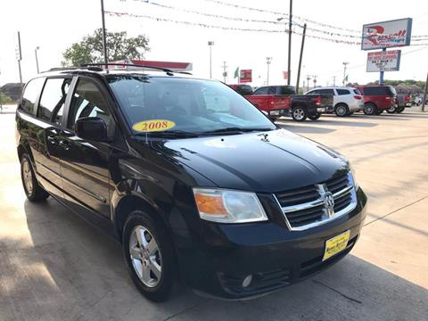 2008 Dodge Grand Caravan for sale at Russell Smith Auto in Fort Worth TX