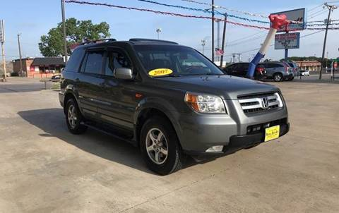 2007 Honda Pilot for sale in Fort Worth, TX