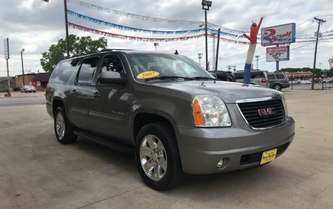 2007 GMC Yukon XL for sale at Russell Smith Auto in Fort Worth TX