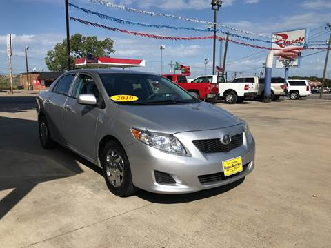 2010 Toyota Corolla for sale at Russell Smith Auto in Fort Worth TX