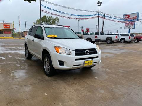 Fort Worth Toyota >> 2009 Toyota Rav4 For Sale In Fort Worth Tx