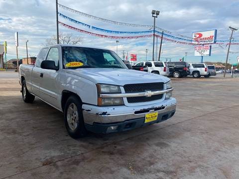 2005 Chevrolet Silverado 1500 for sale at Russell Smith Auto in Fort Worth TX