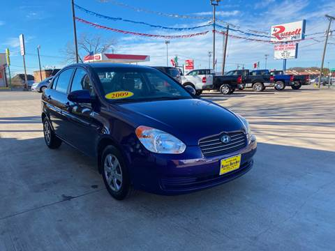 2009 Hyundai Accent for sale at Russell Smith Auto in Fort Worth TX