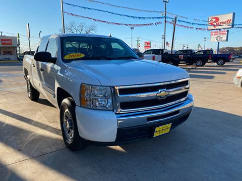2009 Chevrolet Silverado 1500 for sale at Russell Smith Auto in Fort Worth TX