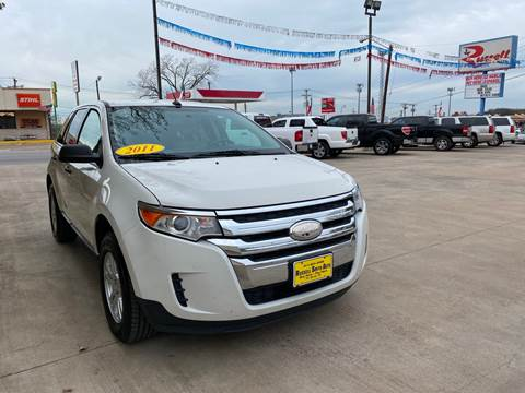 2011 Ford Edge for sale at Russell Smith Auto in Fort Worth TX