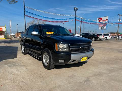 2008 Chevrolet Avalanche for sale at Russell Smith Auto in Fort Worth TX