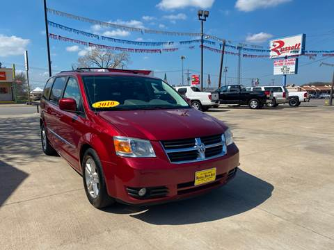 2010 Dodge Grand Caravan for sale at Russell Smith Auto in Fort Worth TX