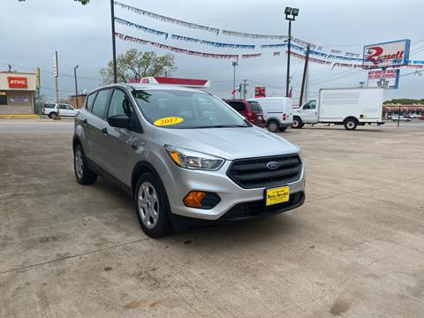 2017 Ford Escape for sale at Russell Smith Auto in Fort Worth TX