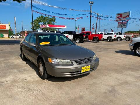 1998 Toyota Camry for sale at Russell Smith Auto in Fort Worth TX