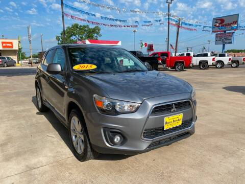 2015 Mitsubishi Outlander Sport for sale at Russell Smith Auto in Fort Worth TX