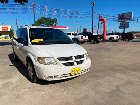 2006 Dodge Grand Caravan for sale at Russell Smith Auto in Fort Worth TX