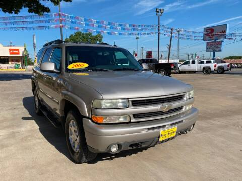 2005 Chevrolet Tahoe for sale at Russell Smith Auto in Fort Worth TX
