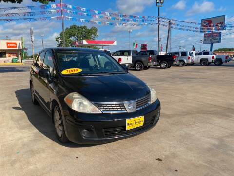 2009 Nissan Versa for sale at Russell Smith Auto in Fort Worth TX