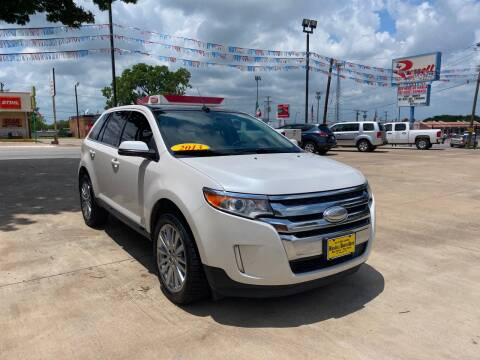 2013 Ford Edge for sale at Russell Smith Auto in Fort Worth TX