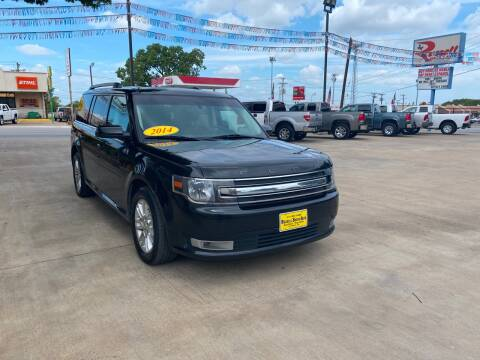 2014 Ford Flex for sale at Russell Smith Auto in Fort Worth TX
