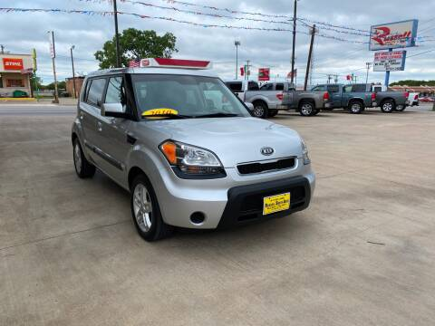 2010 Kia Soul for sale at Russell Smith Auto in Fort Worth TX
