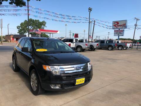 2010 Ford Edge for sale at Russell Smith Auto in Fort Worth TX