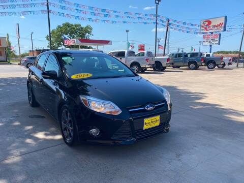 2014 Ford Focus for sale at Russell Smith Auto in Fort Worth TX