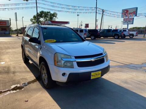 2005 Chevrolet Equinox for sale at Russell Smith Auto in Fort Worth TX