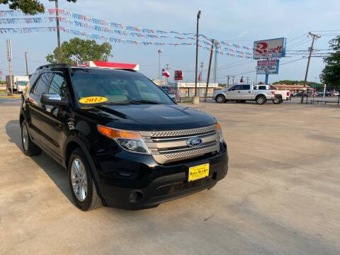 2012 Ford Explorer for sale at Russell Smith Auto in Fort Worth TX