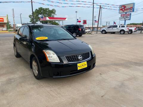 2009 Nissan Sentra for sale at Russell Smith Auto in Fort Worth TX