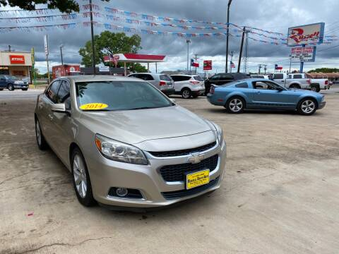 2014 Chevrolet Malibu for sale at Russell Smith Auto in Fort Worth TX
