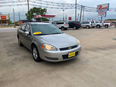 2008 Chevrolet Impala for sale at Russell Smith Auto in Fort Worth TX