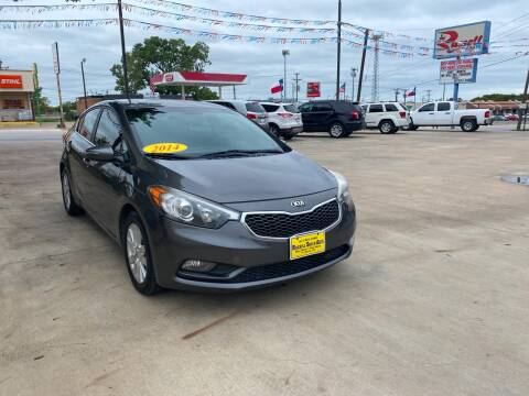 2014 Kia Forte for sale at Russell Smith Auto in Fort Worth TX